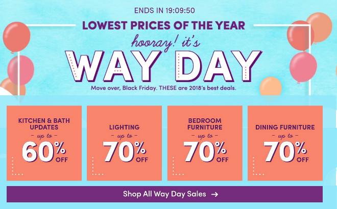 wayfair Best Sales