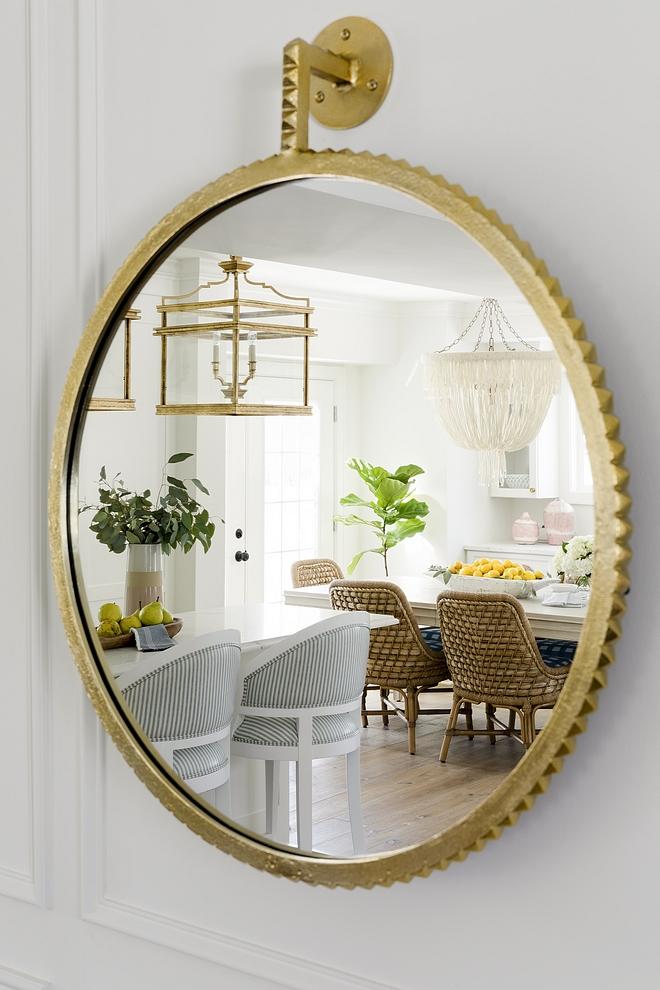 Brass Mirror Round Brass Mirror Sources on Home Bunch Brass Mirror Round Brass Mirror #BrassMirror #RoundBrassMirror #Mirror