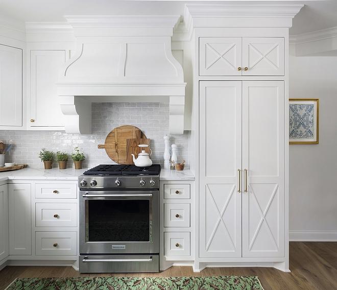 Inset Kitchen Cabinet Painted Inset Kitchen Cabinet Cabinet Kitchen Cabinet Style Paint grade, inset, flat panel doors with custom x door insets #kitchen #inset #cabinet #kitchencabinet #insetcabinet #insetkitchen #KitchenCabinetStyle #CabinetStyle #Paintgrade #flatpaneldoor #xdoorinset #xinset