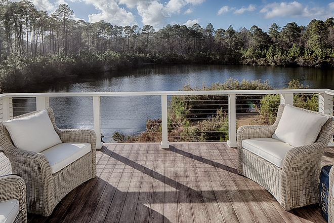 Deck with cable railing Deck cable railing Deck cable railing #Deck #cablerailing
