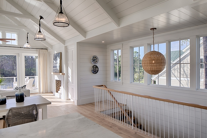 "Benjamin Moore ""White"" The paint color throughout the house is Benjamin Moore ""White"" Benjamin Moore ""White"" Benjamin Moore ""White"" #BenjaminMooreWhite"