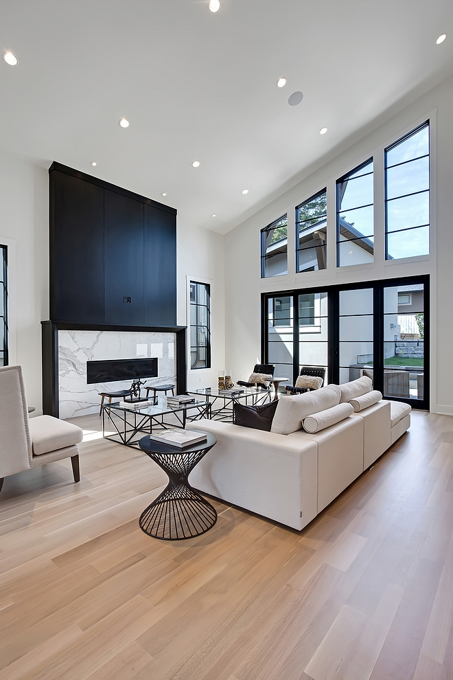 Living Room Ceiling Height Living Room High Vaulted Ceiling with tall fireplace Living Room Ceiling Living Room Ceiling #LivingRoomCeiling #LivingRoom #Highceiling #Ceiling