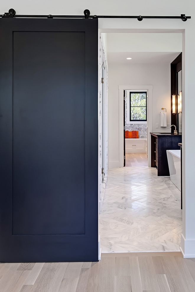 Benjamin Moore Midnight Dream 2129-10 Navy Black Paint Color Benjamin Moore Midnight Dream 2129-10 #BenjaminMooreMidnightDream