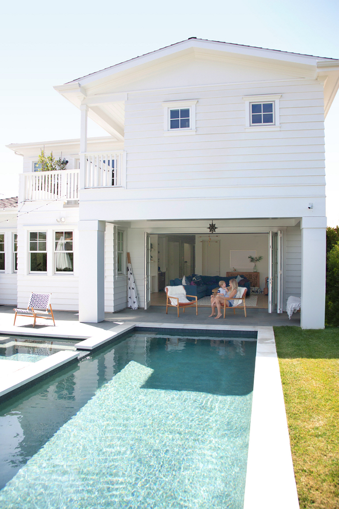 Beautiful Homes Of Instagram Backyard Beautiful Homes Of Instagram Backyard  With Pool Long Pool On Small