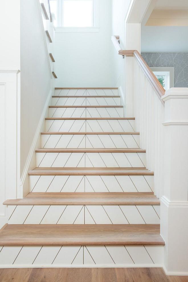 Chevron Fixer-Upper Staircase Fixer-Upper Inspired Staircase HGTV Fixer-Upper Inspired Staircase Chevron Fixer-Upper Staircase HGTV Chevron Fixer-Upper Staircase #ChevronFixerUpperStaircase #HGTVFixerupper #ChevronStaircase #fixerupper