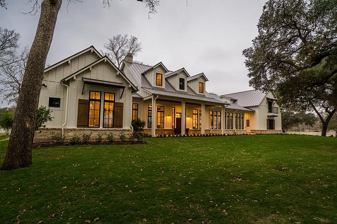 Texas Acreage Modern Farmhouse Home Bunch Interior