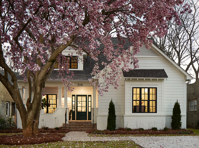 Home-sweet-home Curb-appeal Beautiful small homes #homesweethome #curbappeal #smallbomes #beautifulsmallhomes