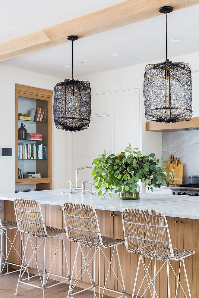 Black Sisal and Bamboo Pendants Black Sisal and Bamboo Pendant Light Black Sisal and Bamboo HANDKNITTED Pendant Lighting #BlackSisalandBamboopendants #Pendantlighting
