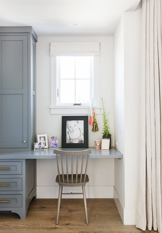 Farrow and Ball Plummet Grey cabinet Farrow and Ball Plummet Farrow and Ball Plummet paint color #FarrowandBallPlummet #paintcolor