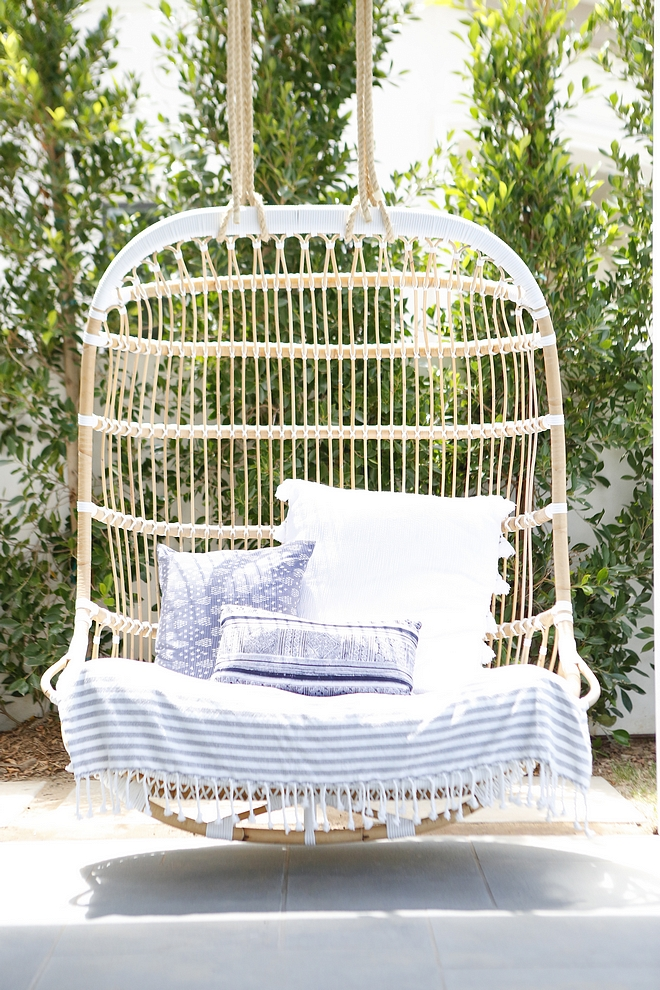 Porch hanging chair rattan hanging chair double rattan hanging chair perfect for porches and pergolas porch swing chair #hangingchair #rattanchair #porchchair #porchswing