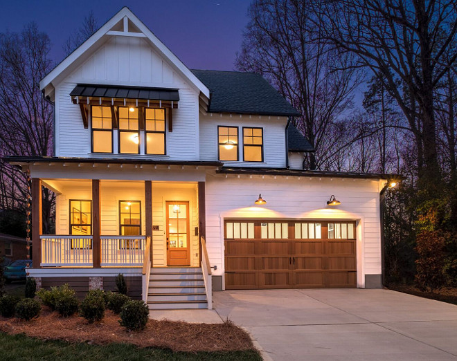 Interior design ideas modern farmhouse style home home for Modern farmhouse cost to build