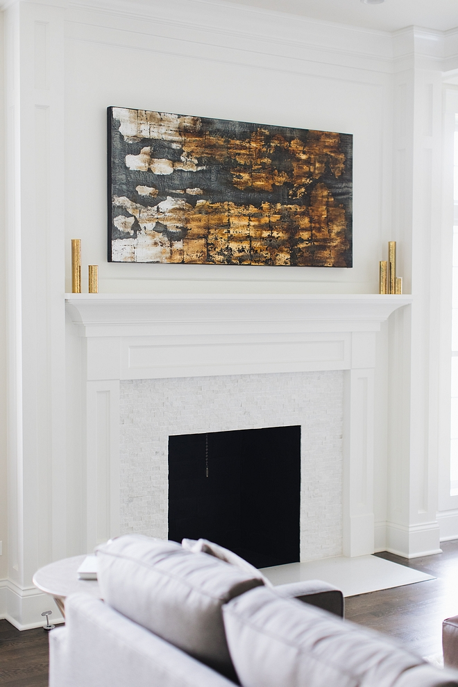 White Paint Color Simply White by Benjamin Moore Fireplace Trim White Paint Color Simply White by Benjamin Moore White Paint Color Simply White by Benjamin Moore #WhitePaintColor #SimplyWhitebyBenjaminMoore