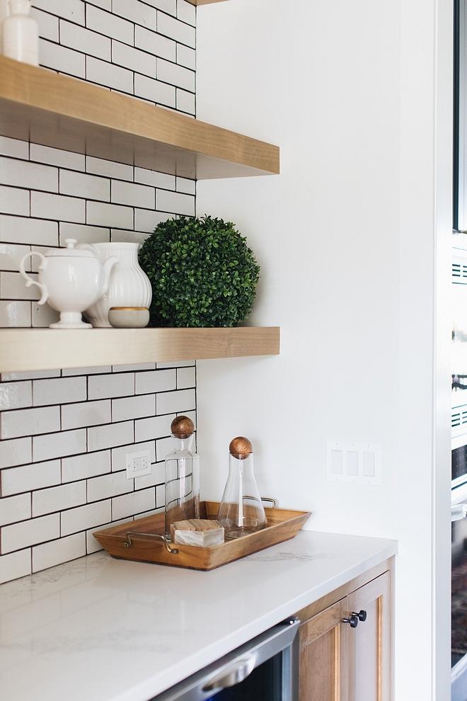 Kitchen Decor Kitchen Decor Ideas Countertop and Shelves Kitchen Decor #KitchenDecor