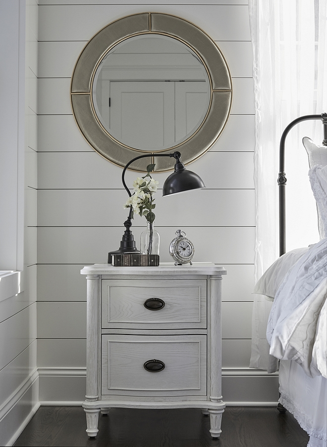 Whitewashed Nighstand two-drawer Whitewashed Nighstand Whitewashed Nighstand Whitewashed Nighstand #WhitewashedNighstand #Nighstand