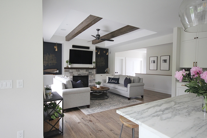 Sherwin Williams SW 7631 City Loft Main floor plan paint color Sherwin Williams SW 7631 City Loft Sherwin Williams SW 7631 City Loft #SherwinWilliamsSW7631CityLoft #SherwinWilliamsSW7631CityLoft #SherwinWilliamsCityLoft #SherwinWilliamsSW7631