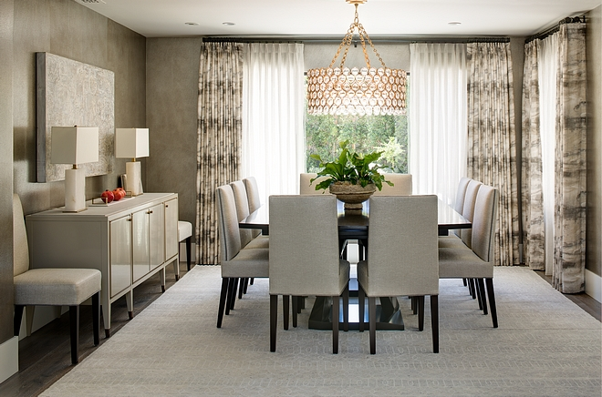 Tailored Dining Room Decor Tailored Dining Room Tailored Dining Room Tailored Dining Room #TailoredDiningRoom #DiningRoom #DiningRoomdecor