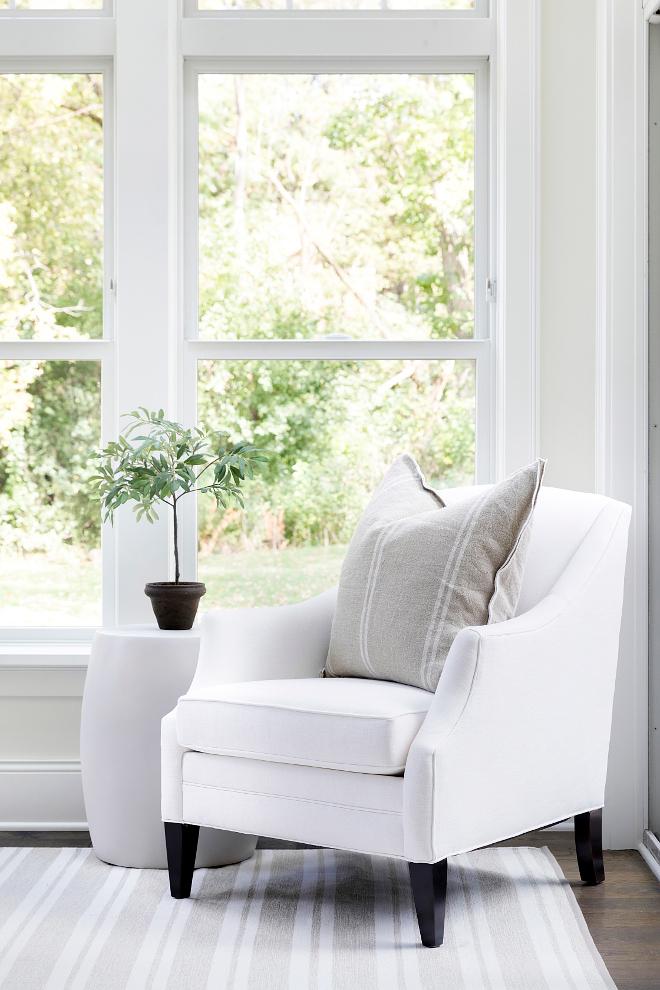 Neutral White Interiors