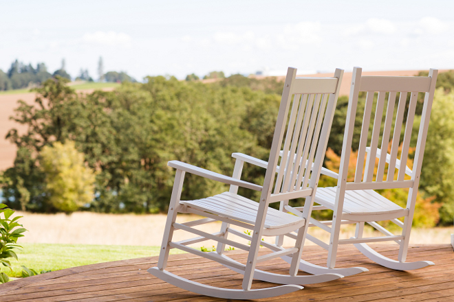 Porch Rocking Chairs Porch Rocking Chair Ideas Porch Rocking Chairs #Porch #RockingChairs