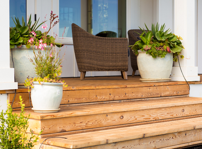 Porch Stairs Porch steps Porch Stairs Wood wrap around porch Cedar deck boards #PorchStairs #porchsteps #porch