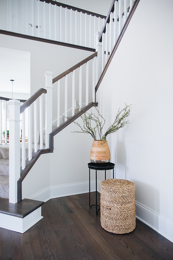 Stairway Decor Trick end of stair decor ideas Stairway Decor ideas Stairway Decor Stairway Decor #StairwayDecor