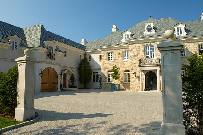 French Chateau Driveway French Chateau Driveway French Chateau Driveway #FrenchChateauDriveway