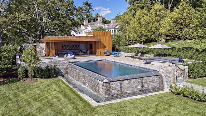 Poolhouse Pool Ideas