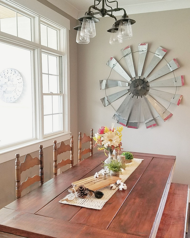 Perfect Greige By Sherwin Williams Neutral Light Tan With: Beautiful Homes Of Instagram: Country Living