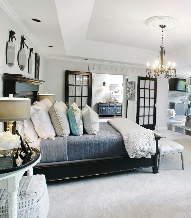 Benjamin Moore Revere Pewter Master Bedroom Paint Color Benjamin Moore Revere Pewter #bedroomBenjaminMooreReverePewter