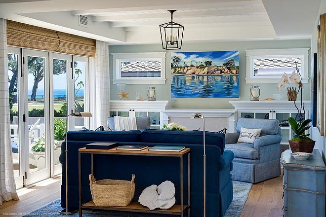Coastal Living Room Decor Coastal Living Room Decorating Ideas Living Room Decor Cottage Coastal Decor #Coastal #LivingRoom #CoastalDecor