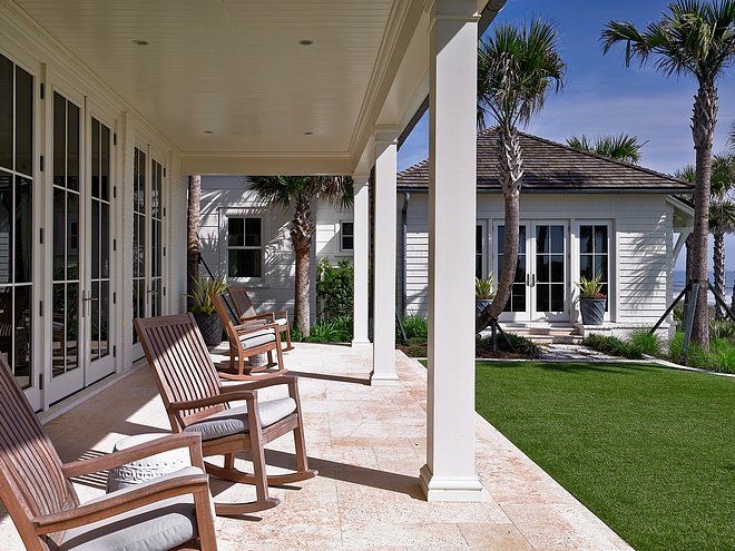 Beach House Porch Beach House Porch Ideas Beach House Porch #BeachHouse #Porch