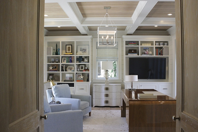 Home Office TV Cabinet Ideas