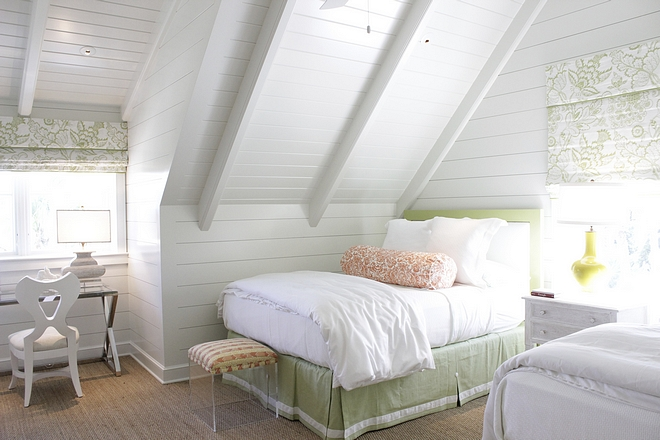 Attic Vaulted Ceiling Bedroom Design Ideas