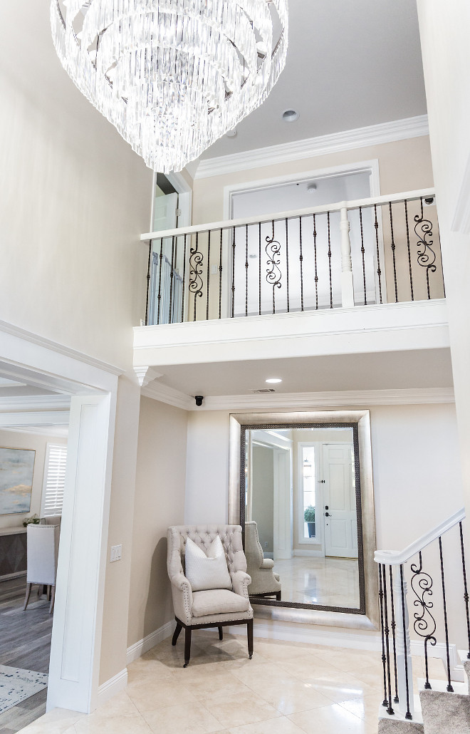 Neutral Foyer Neutral Foyer ideas Neutral Foyer Neutral Foyer #NeutralFoyer