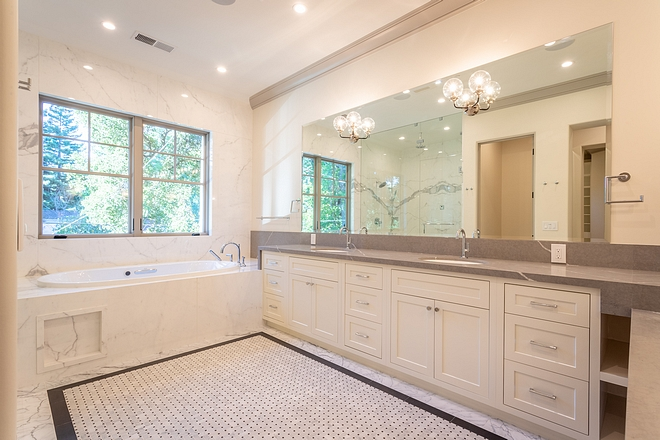 Master Bathroom Large Double Sink Vanity Bathroom Large Double Sink Vanity Bathroom Large Double Sink Vanity Ideas #Bathroom #LargeDoubleSinkVanity