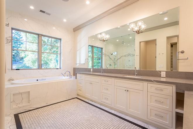 Master Bathroom Large Double Sink Vanity Bathroom Large Double Sink Vanity Bathroom Large Double Sink Vanity Ideas #Bathroom #LargeDoubleSinkVanity