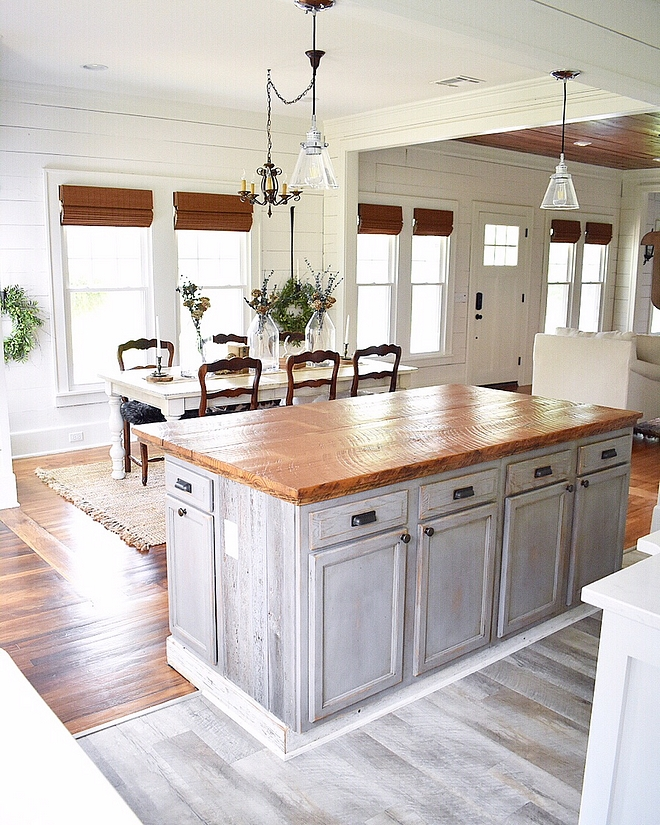 81 Custom Kitchen Island Ideas Beautiful Designs: Beautiful Homes Of Instagram: Farmhouse Cottage