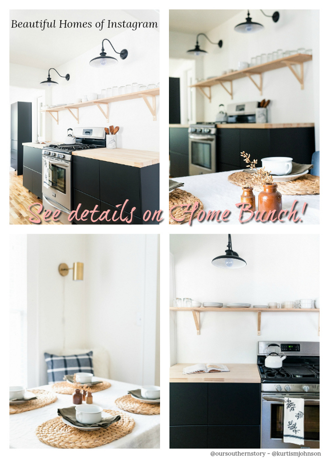 Beautiful Homes of Instagram Small Farmhouse Interiors