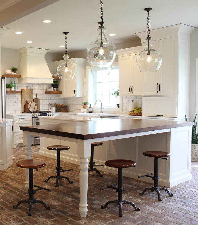 Pottery Barn Flynn Pendants: Beautiful Homes Of Instagram: Reno Inspiration