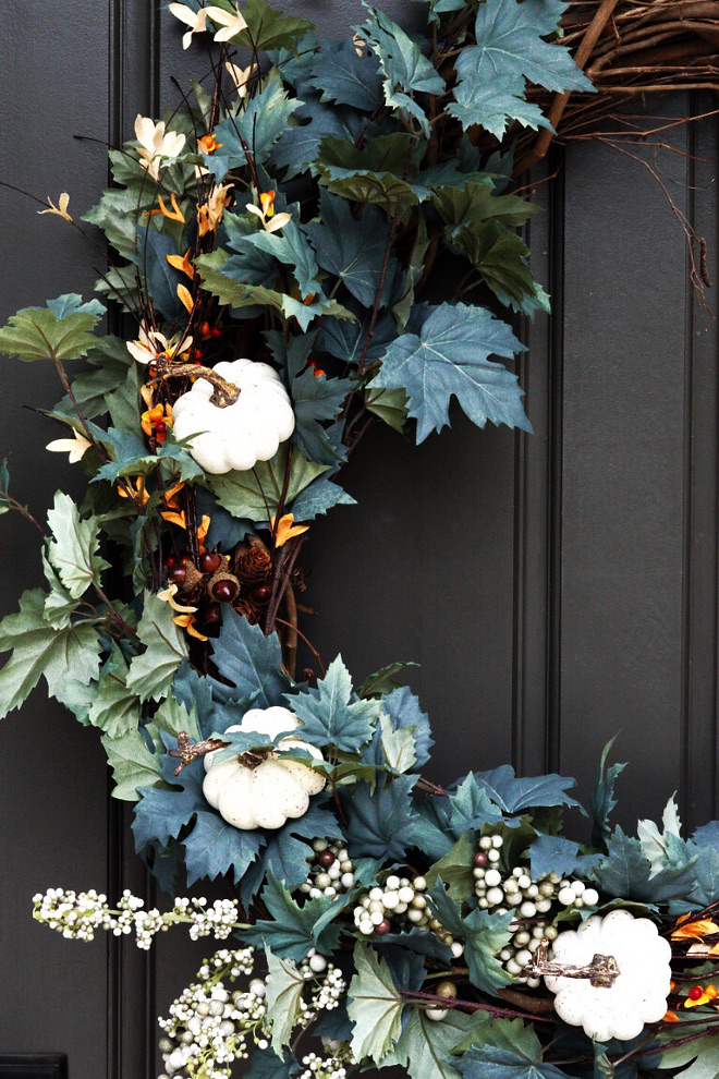 Traditional Fall Wreath Traditional Fall Wreath Traditional Fall Wreath #TraditionalFallWreath