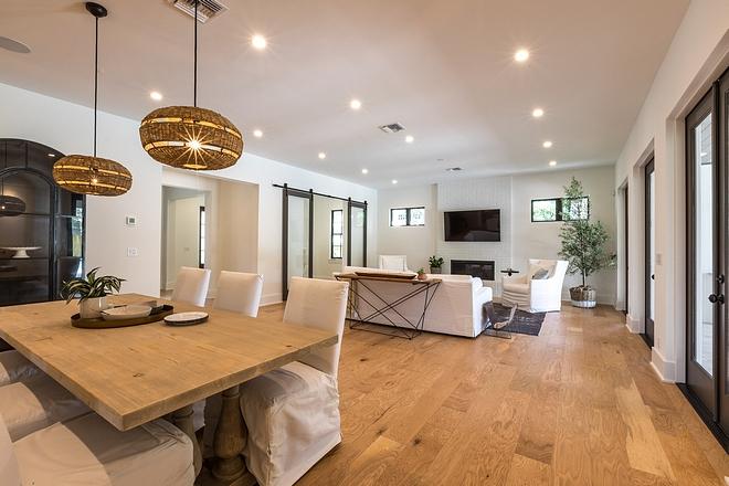 """7"""" White Oak Hardwood Flooring"""