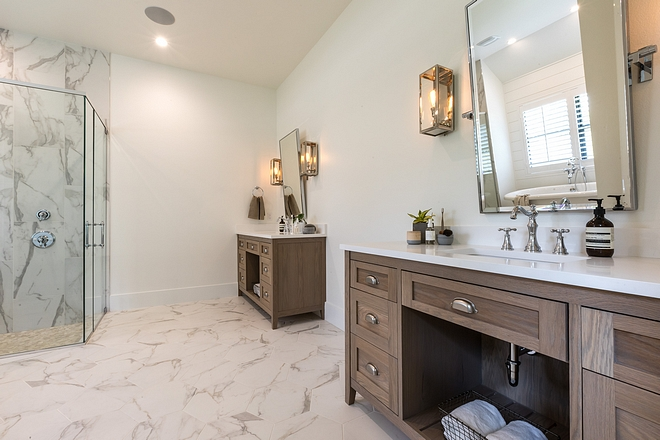 Bathroom Vanity ideas Bathroom Vanities Custom oak cabinets stained with custom color