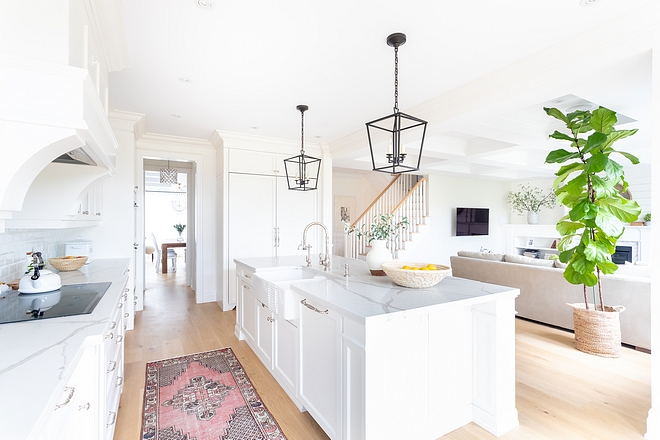 Benjamin Moore Simply White OC-117 Kitchen Benjamin Moore Simply White OC-117 Kitchen Benjamin Moore Simply White OC-117 Kitchen #BenjaminMooreSimplyWhite #BenjaminMooreOC117 #BenjaminMooreKitchen