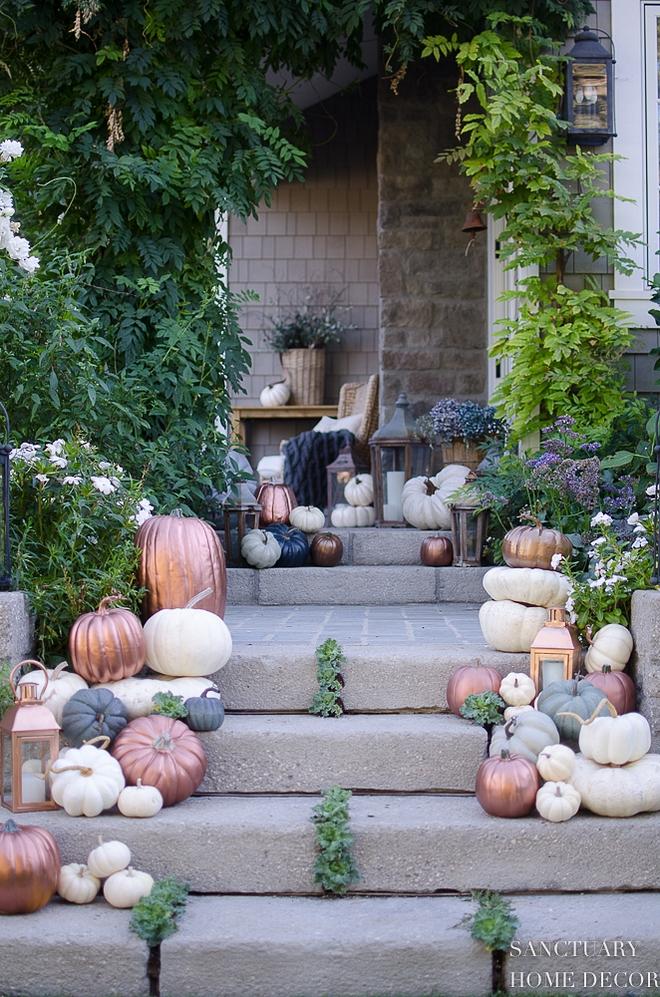 Porch Steps Fall Decorating Ideas Porch Steps Fall Decorating Ideas Front Porch Steps Fall Decorating Ideas #PorchSteps #Fall #fallDecoratingIdeas