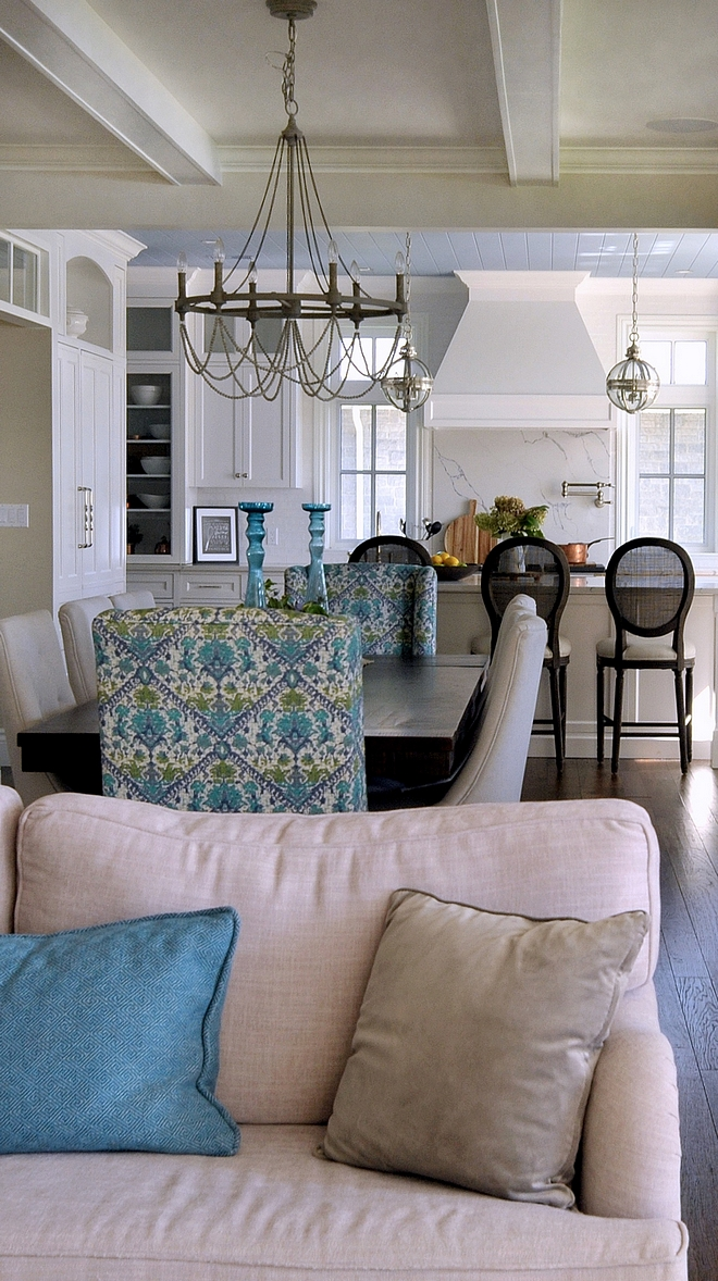 French Interior Design Lake house with French interiors French Kitchen French #Frenchinteriors
