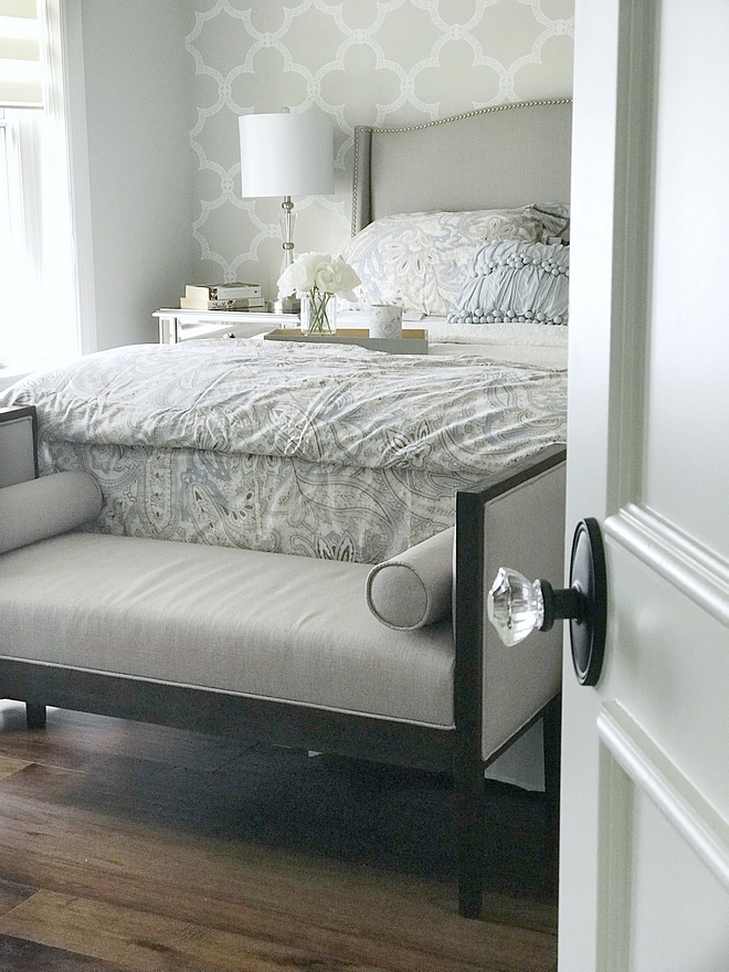 Light grey bedroom color scheme Neutral light grey bedroom colors Light soft greys bedroom #bedroom #lightgrey #lightgeybedroom #bedroomcolorscheme #colorscheme #softgreys