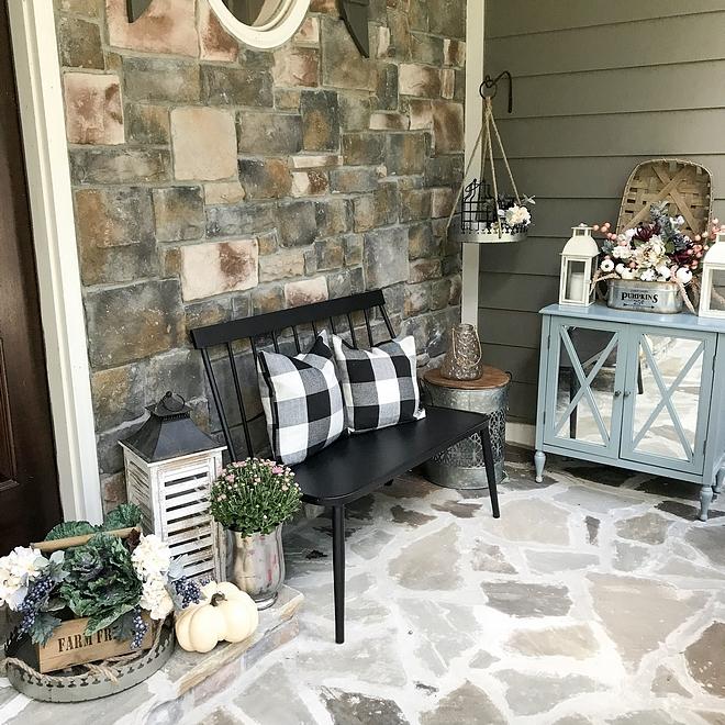 Porch Stone Flooring