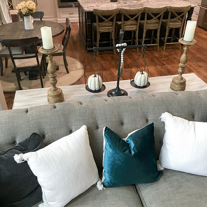 Sofa Table decor sources on Home Bunch