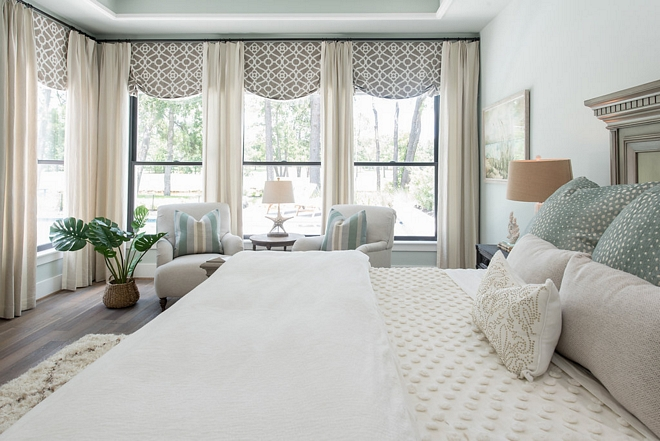 Bedroom Window Treatment Traditional Bedroom Window Treatment Custom Bedroom Window Treatment Ideas Bedroom Window Treatment #BedroomWindowTreatment