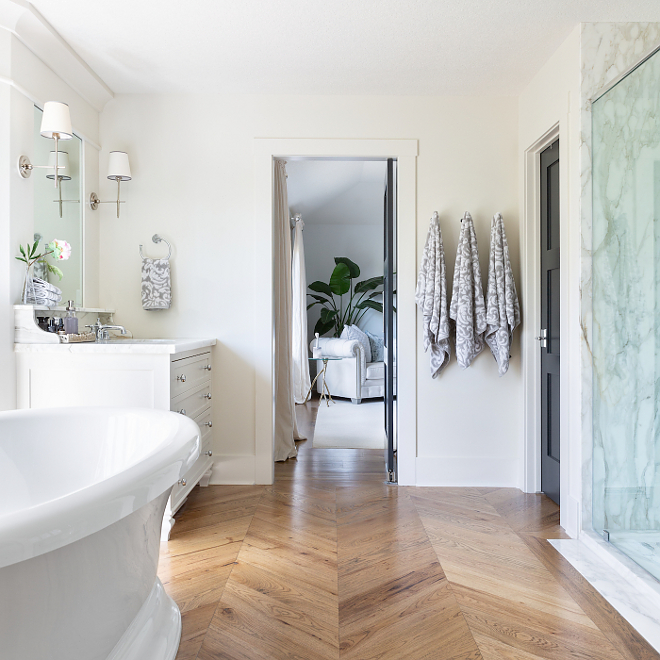 Bathroom Hardwood Flooring Herringbone Hardwood Flooring Bathroom Hardwood Flooring Herringbone Hardwood Flooring #Bathroom #HardwoodFlooring #HerringboneHardwoodFlooring