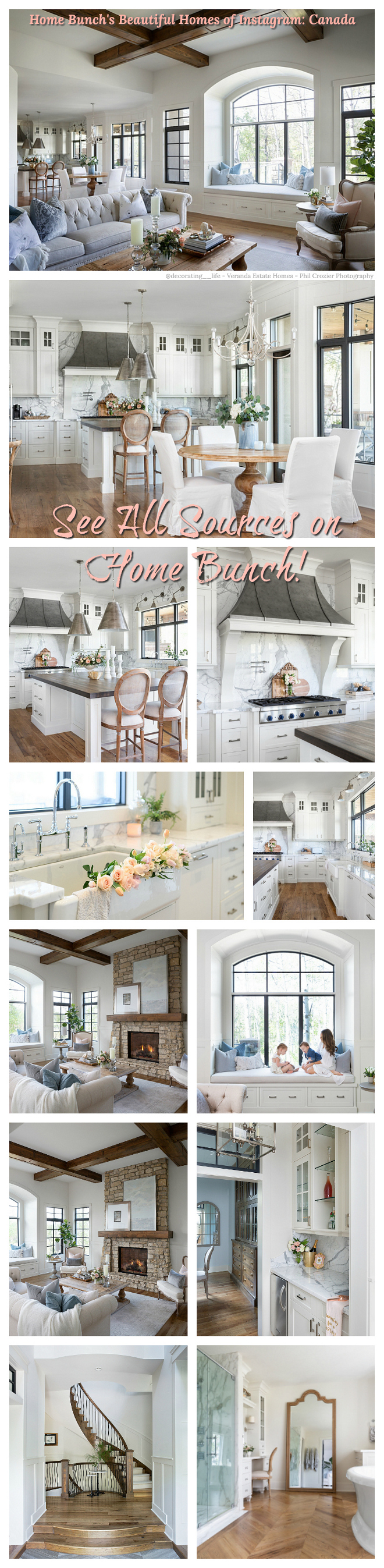Home Bunch's Beautiful Homes of Instagram Canada Home Bunch's Beautiful Homes of Instagram Canada Home Bunch's Beautiful Homes of Instagram Canada #HomeBunch #BeautifulHomesofInstagram #Canada